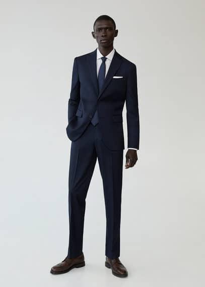 Мужские брюки Mango (Манго) 87050506: изображение 1