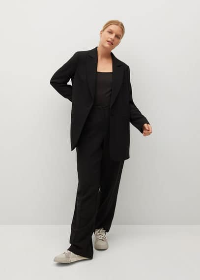 Прямые костюмные брюки - Bimba8
