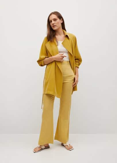 Женская верхняя одежда Mango (Манго) 87055649: изображение 1