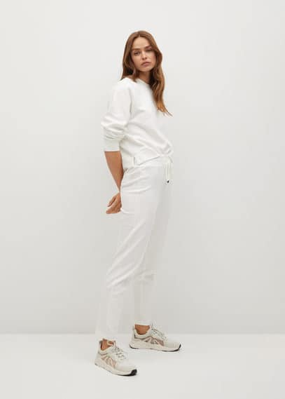 Женские брюки Mango (Манго) 87064035: изображение 1