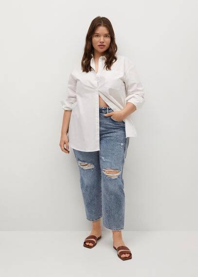 Нарочно рваные джинсы - Rotos