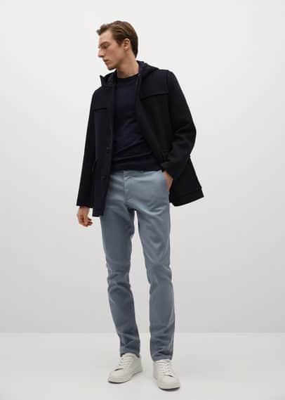 Мужские брюки Mango (Манго) 87074008: изображение 1