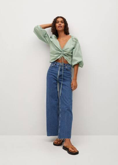 Блуза Mango (Манго) 87075661: изображение 1