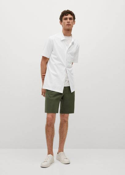 Рубашка Mango (Манго) 87075907: изображение 1
