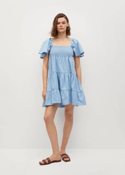 Платье Mango (Манго) 87079059: изображение 1