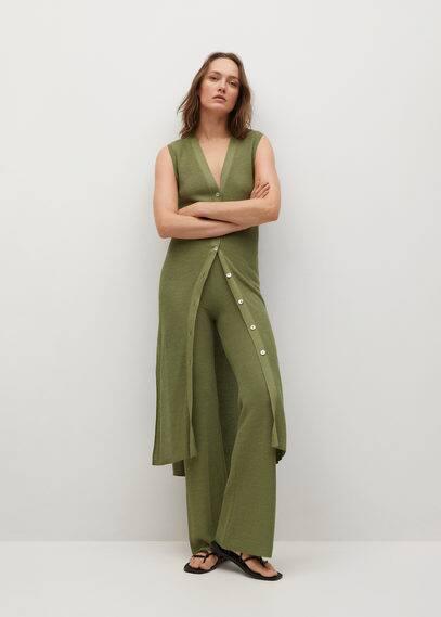 Женские брюки Mango (Манго) 87088630: изображение 1
