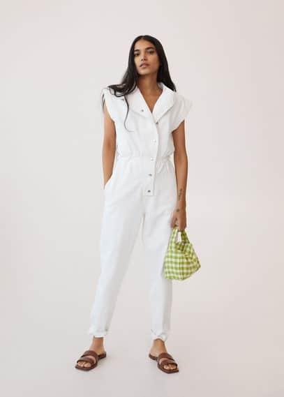 Мини-сумочка из текстиля - Fun