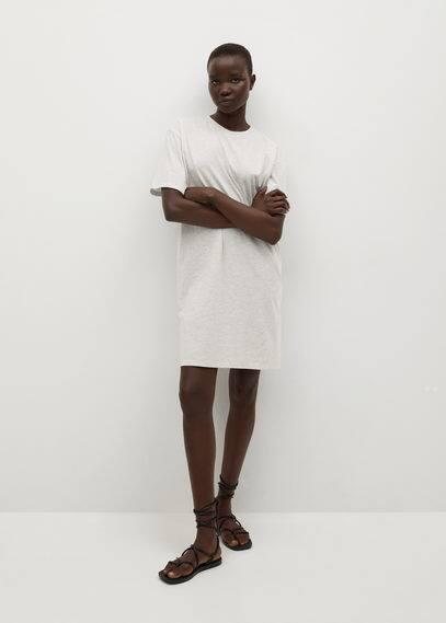 Платье из органического хлопка - Lotyves-i