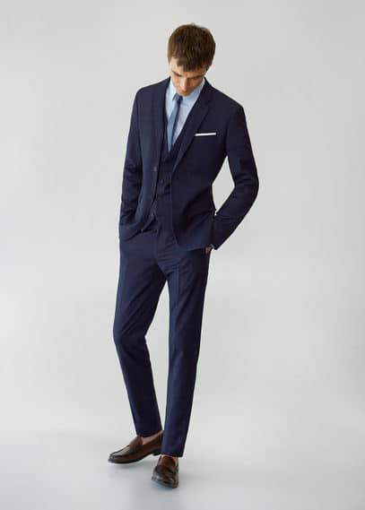 Мужские брюки Mango (Манго) 87100037: изображение 1