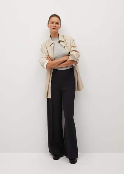 Женские брюки Mango (Манго) 87196717: изображение 1
