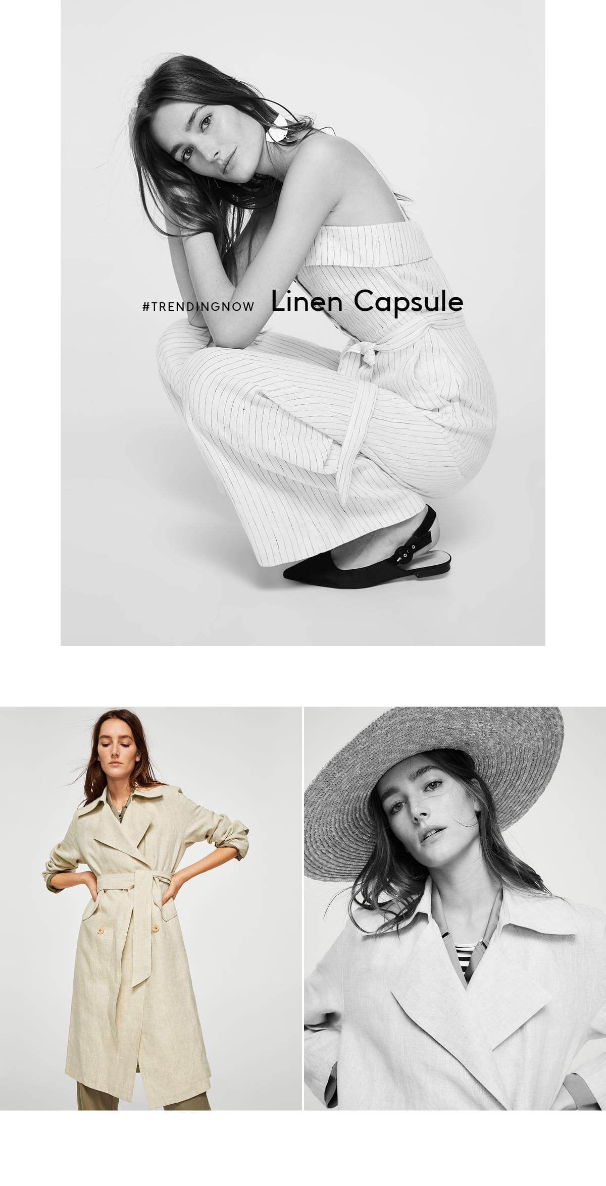 Linen Capsule